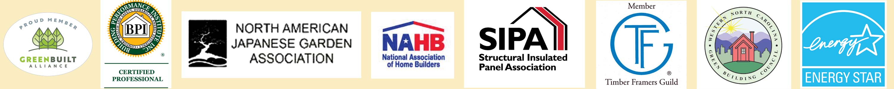 building associations associated with high country timberframe high performance homebuilding